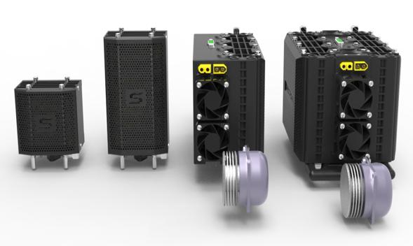 燃料电池发电展示系统