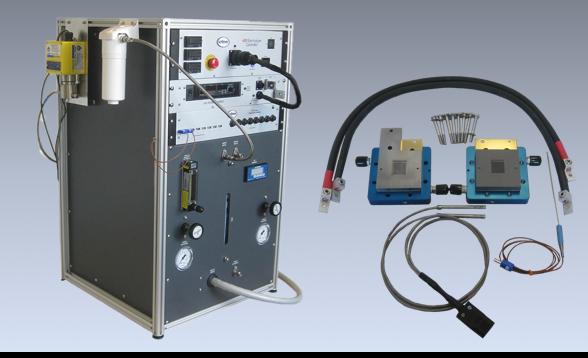 电解电池测试方案